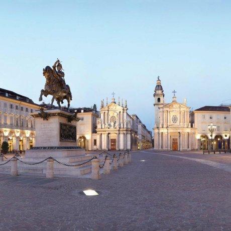 Torino, dagli Egizi ai Savoia