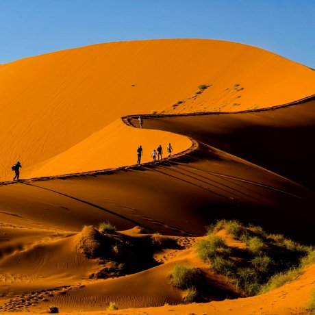 AUTENTICA NAMIBIA IN GLAMPING