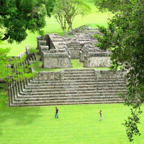 Guatemala, S. Salvador e Honduras