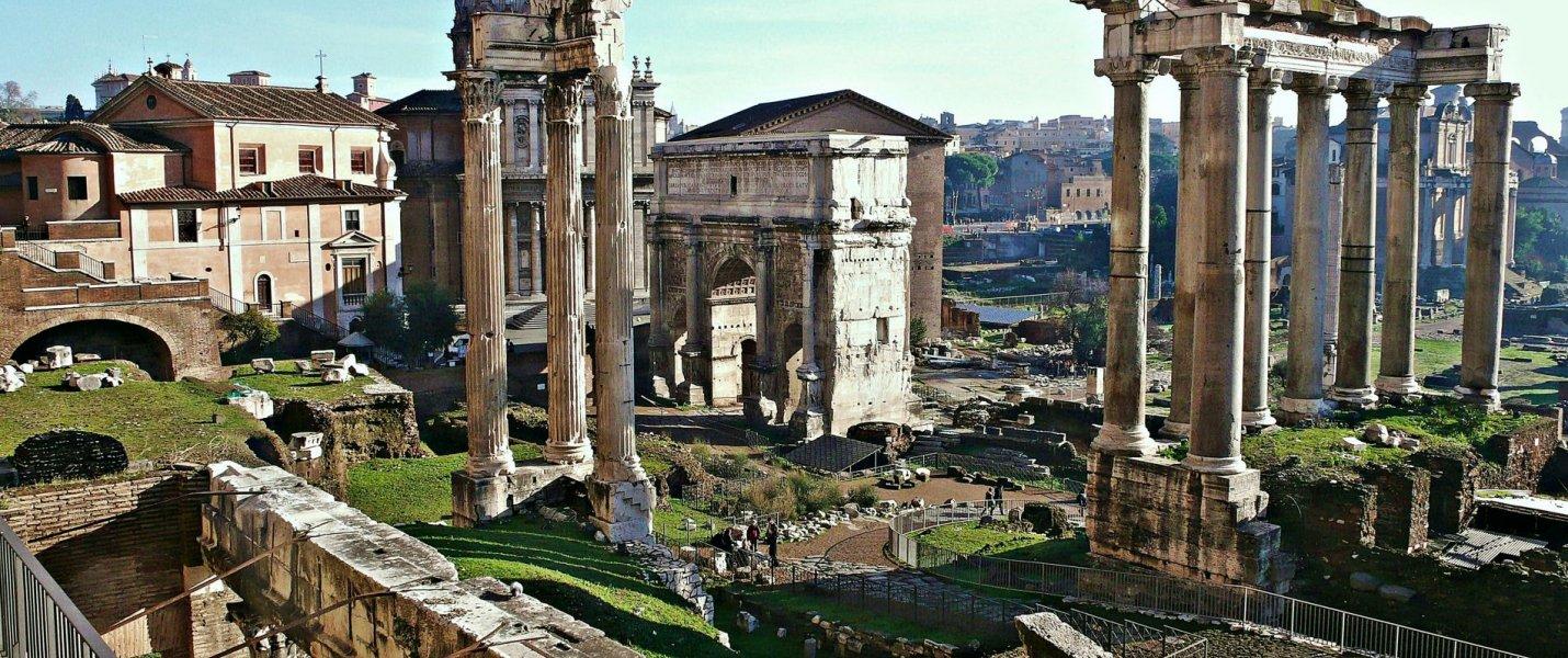 ROMA, CAPUT MUNDI
