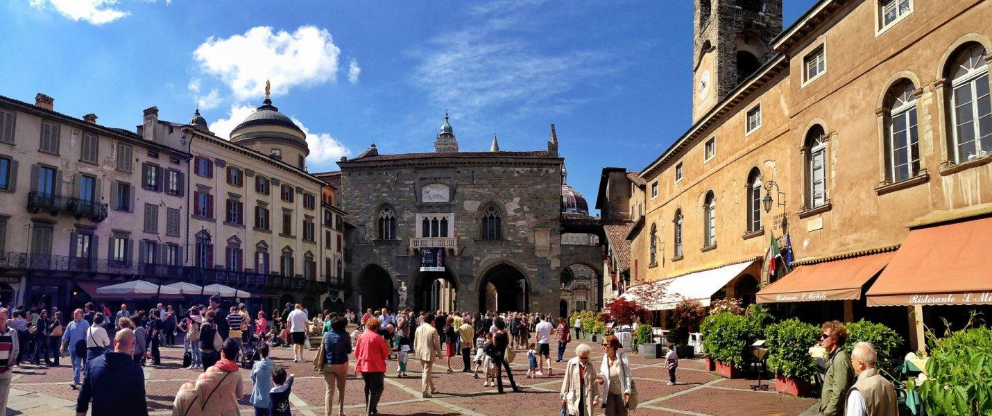 Bergamo e la Franciacorta