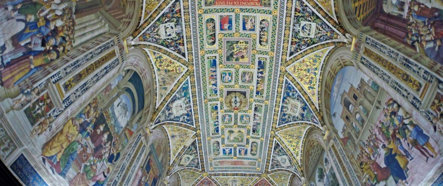 Siena, città gioiello medioevale!
