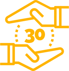 La capacità organizzativa maturata in 30 anni d'esperienza